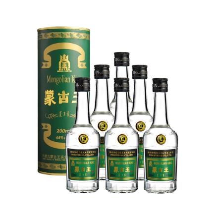 44°蒙古王小绿桶200ml(6瓶装)