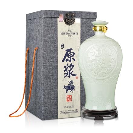 【清仓】52°汾酒集团青瓷典藏原浆5000ml