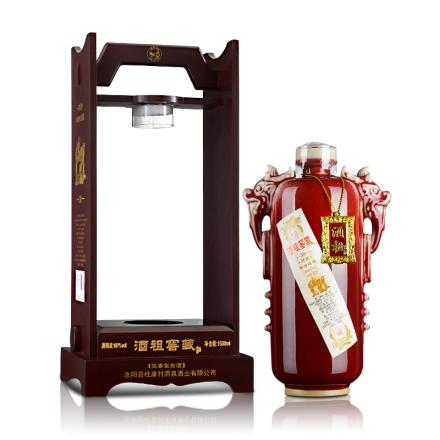 60°酒祖窖藏30(祥龙盛世)1500ml