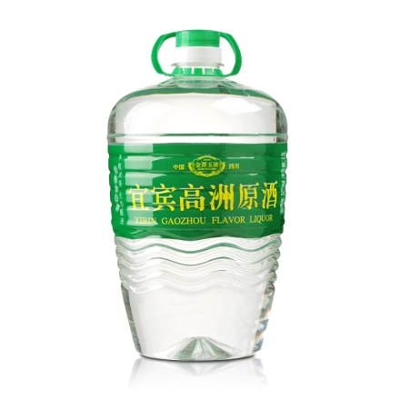 【清仓】52°高洲金潭玉液优质五粮原酒2500ml