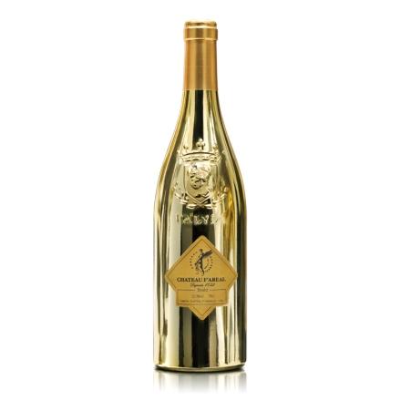 【清仓】法莱雅酒堡西拉干红葡萄酒(金爵)750ml