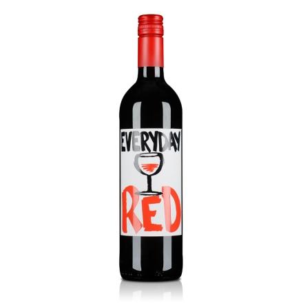 美国每日加州干红葡萄酒750ml