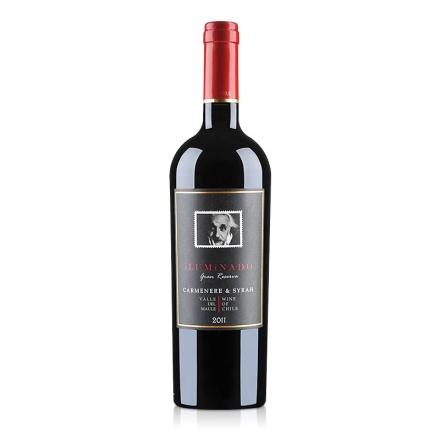 智利伊鲁米纳多珍藏干红葡萄酒750ml