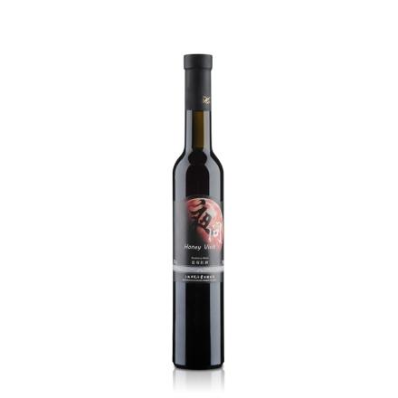(清仓)夜问蓝莓红酒375ml