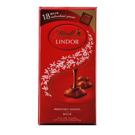 瑞士莲软心-小块装牛奶巧克力(乐享)
