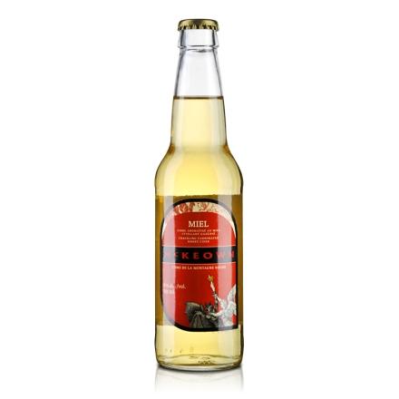 加拿大麦可欧牌苹果酒(蜂蜜味)355ml(乐享)