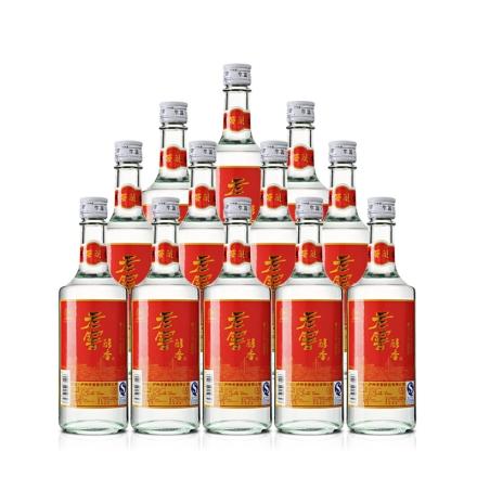 【清仓】42°泸州老窖醇香A13光瓶 500ml(12瓶装)