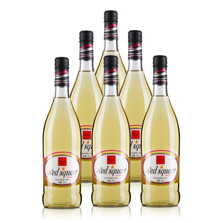 7° 红广场 梨酒(配制酒)730ml(6瓶装)