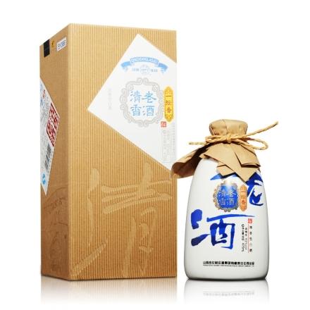 【清仓】53°汾酒集团清香老酒475ml