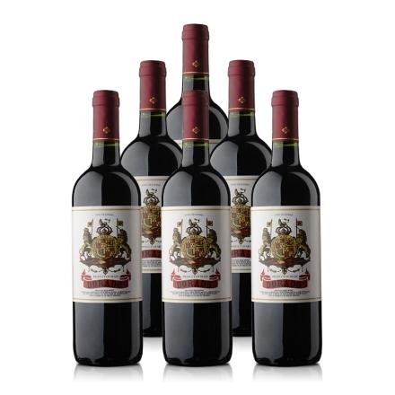 西班牙德拉图干红葡萄酒750ml(6瓶装)