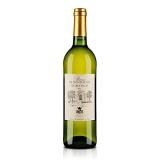 法国博纳霞多丽干白葡萄酒750ml