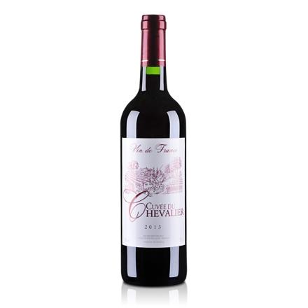 法国古崴骑士红葡萄酒 750ml
