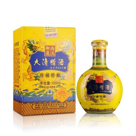 42°大清猎酒满汉御液小酒版100ml(乐享)