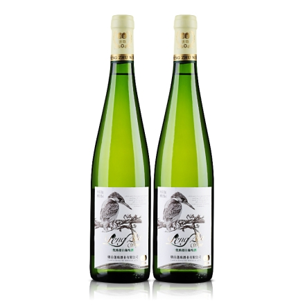 朋珠优雅甜白葡萄酒750ml(双瓶装)
