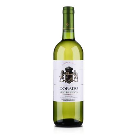 11°西班牙皇家金狮干白葡萄酒750ml