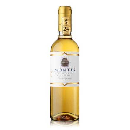 智利蒙特斯晚收贵腐甜白葡萄酒375ml