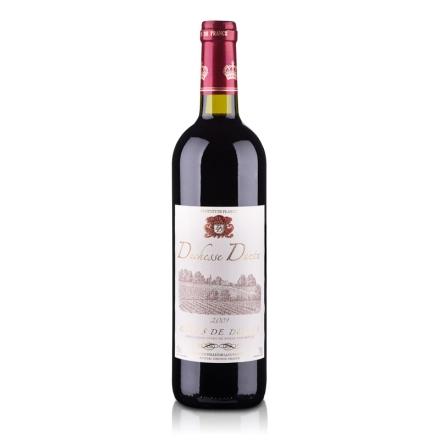 法国德和斯庄园干红葡萄酒750ml