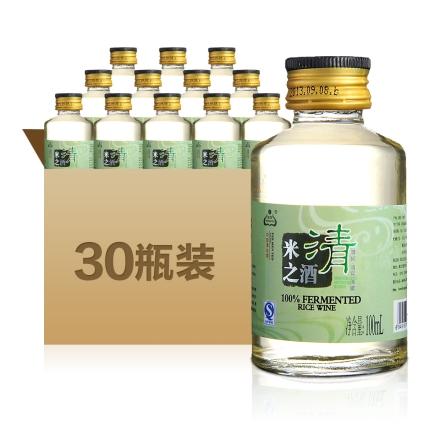 6-13°孝感米之清酒100ml(30瓶装)