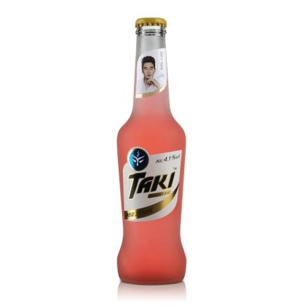 4.1°达奇TAKI水蜜桃味伏特加鸡尾酒(预调酒)纯情装275ml