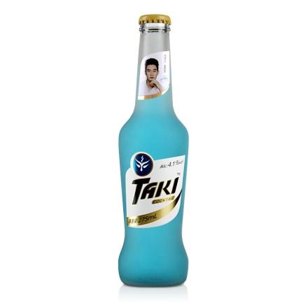 4.1°达奇TAKI蓝莓味白兰地鸡尾酒(预调酒)纯情装275ml