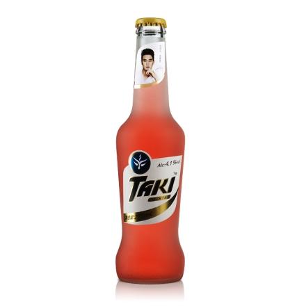 4.1°达奇TAKI黑加仑味伏特加鸡尾酒(预调酒)纯情装275ml