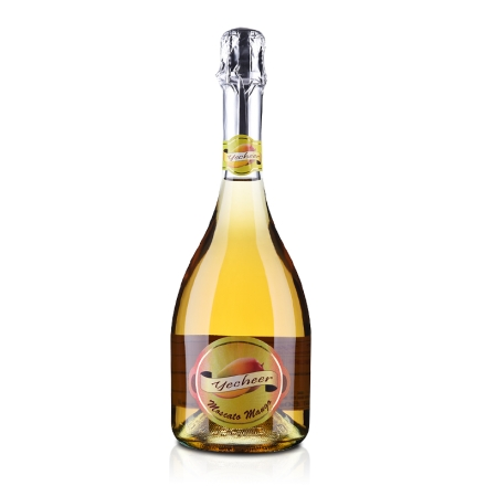 意大利意彩原装进口芒果味起泡葡萄酒750ml