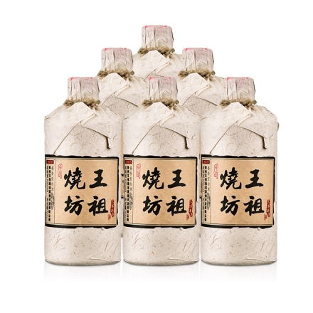 53°王祖烧坊珍品系列·禅韵500ml(6瓶装)
