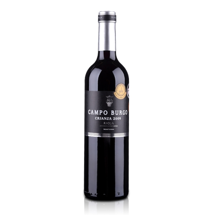 西班牙布尔格堡庄园级红葡萄酒750ml