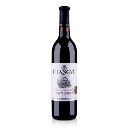中国张裕干红葡萄酒750ml