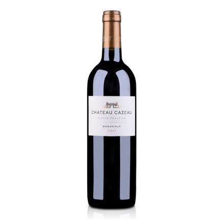 法国卡索城堡珍藏红葡萄酒750ml