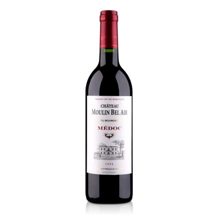 法国(中级庄)慕林古堡干红葡萄酒750ml