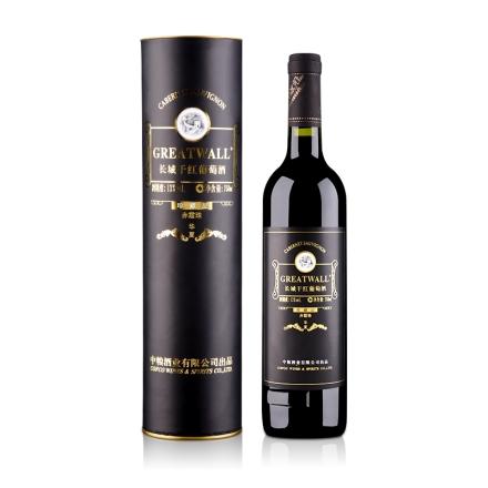 中国长城华夏九四干红葡萄酒