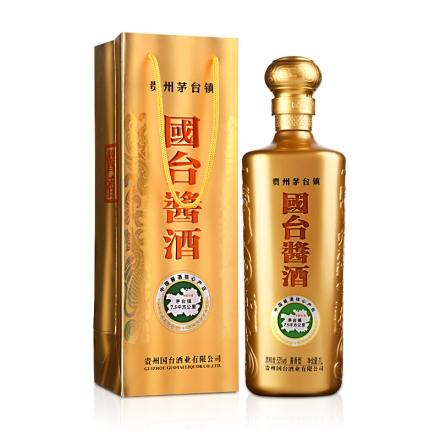 【超级单品日】53°国台酱酒1L(黄金版)
