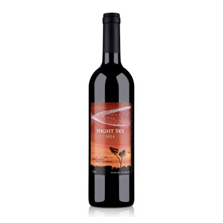 澳大利亚紫夜嘉本纳红葡萄酒750ml