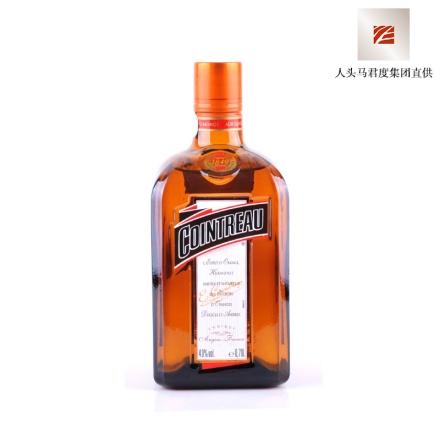 40°君度橙味力娇酒700ml