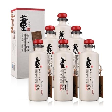 54°董酒何香750ml(6瓶装)