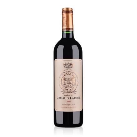 (列级庄·名庄正牌)法国拉露斯庄园2007干红葡萄酒750ml(又名:康比酒庄)