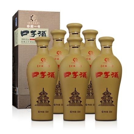 46°口子酒(珍藏一号)500ml(6瓶装)
