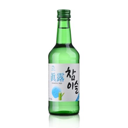 17.8°新真露竹炭酒360ml
