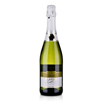 西班牙铂蒂诺天然高泡白葡萄酒750ml