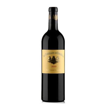 (列级庄·名庄·副牌)金钟酒庄2010干红葡萄酒750ml