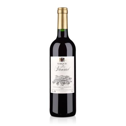 【红酒特卖】法国富乐男爵干红葡萄酒750ml
