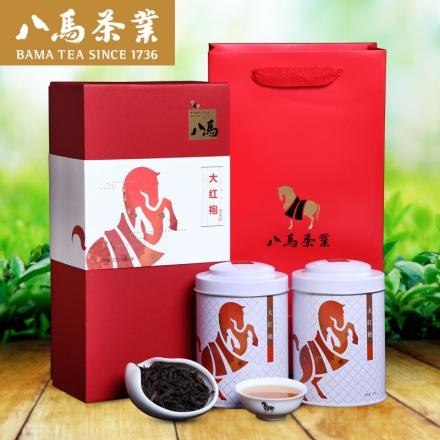 武夷山醇韵大红袍两盒组合装100g