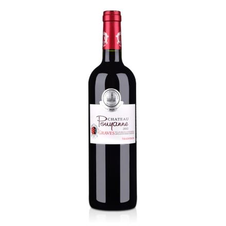 法国波漾城堡村庄级AOC干红葡萄酒750ml