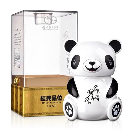 52°茅台集团经典品位熊猫酒500ml