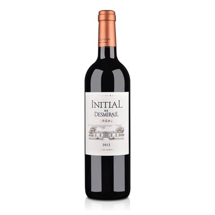 (列级庄·名庄·副牌)法国狄士美酒庄副牌红葡萄酒750ml