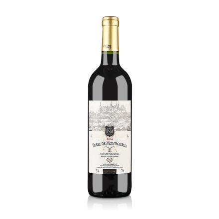 法国原瓶进口莫蕾尔干红葡萄酒750ml