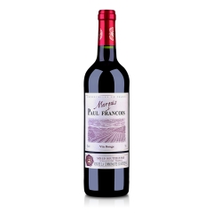 法国(原瓶进口)保罗·菲尔男爵干红葡萄酒750ml