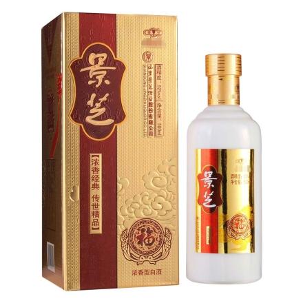 52°景芝福酒500ml(乐享)(6瓶装)