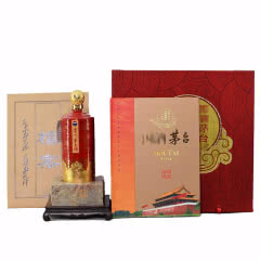 53° 贵州茅台酒开国盛世大典六十华诞(2009年)600ml